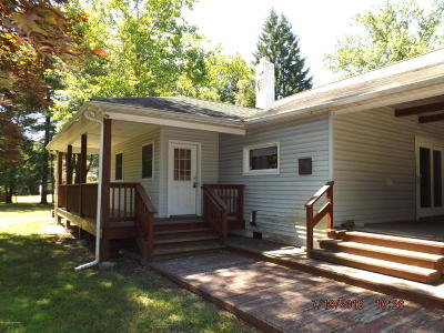East Stroudsburg Single Family Home For Sale: 438 Cottontail Ln