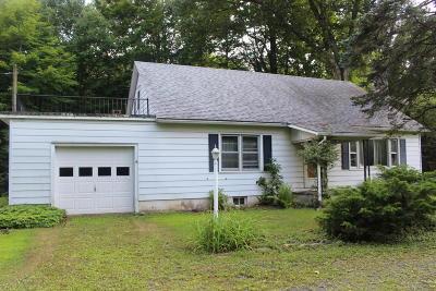 Tannersville Single Family Home For Sale: 1842 Sullivan Trl
