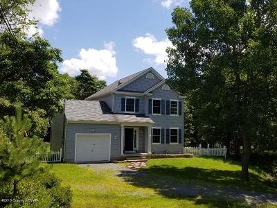 Long Pond Single Family Home For Sale: 1632 Clover Rd