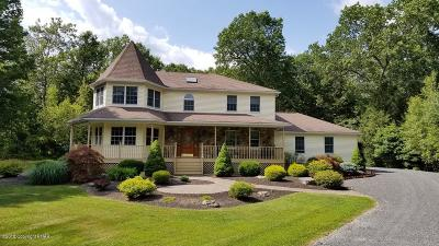 Stroudsburg Single Family Home For Sale: 2203 Church View Dr