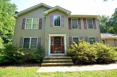 Monroe County Single Family Home For Sale: 123 W Valley Rd
