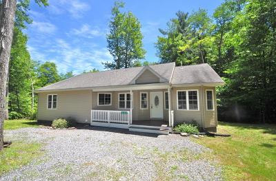 Pocono Lake Single Family Home For Sale: 3105 Tuskegee Dr