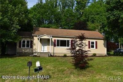 Bangor Single Family Home For Sale: 9 Hillside Dr