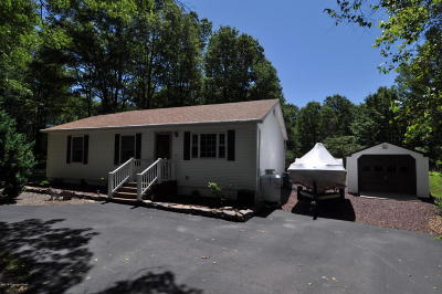 Jim Thorpe Single Family Home For Sale: 24 Wolf Dr