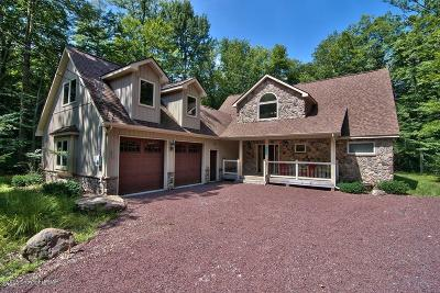 Pocono Pines PA Single Family Home For Sale: $494,000