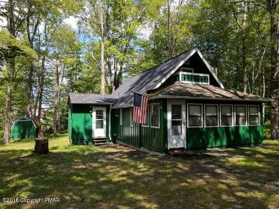 Pocono Lake Single Family Home For Sale: 171 Mohican Trl