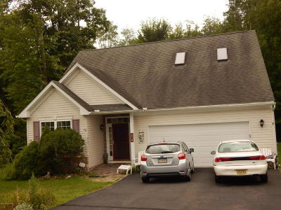 East Stroudsburg PA Single Family Home Sold: $93,000