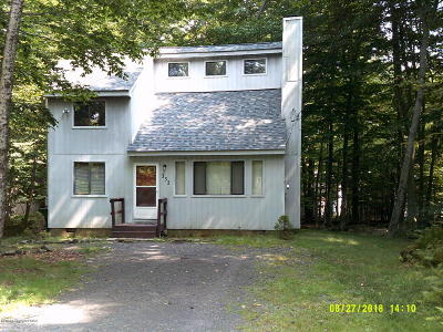 Tobyhanna PA Single Family Home For Sale: $79,900