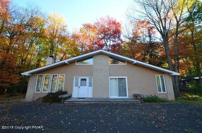 Pocono Lake Single Family Home For Sale: 142 Wagner Way