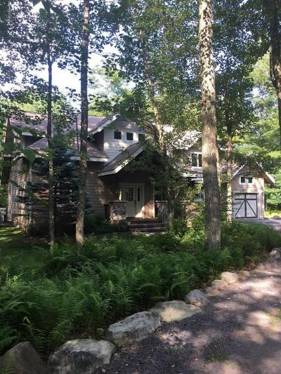 Lake Harmony Single Family Home For Sale: 387 Wolf Hollow Rd