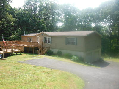 Pen Argyl Single Family Home For Sale: 956 Constitution Ave