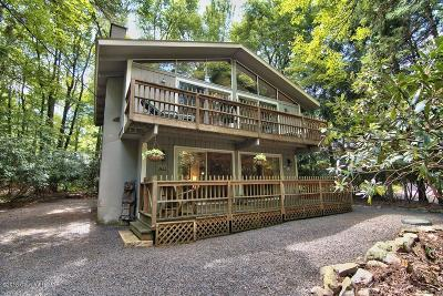 lake naomi, Timber Trails Single Family Home For Sale: 214 Tanglewood Drive