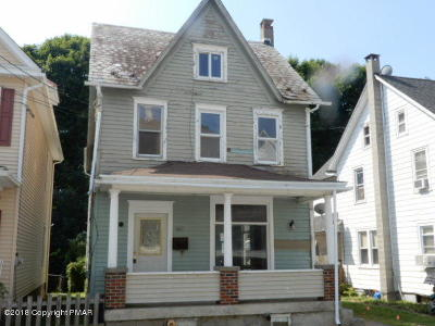 Pen Argyl Single Family Home For Sale: 410 William St