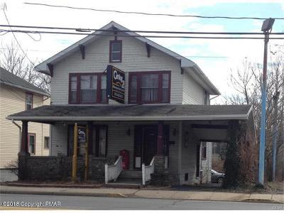 Stroudsburg Commercial For Sale: 227 N 9th St