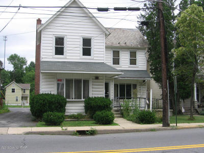 East Stroudsburg Commercial For Sale: 364 N Courtland St