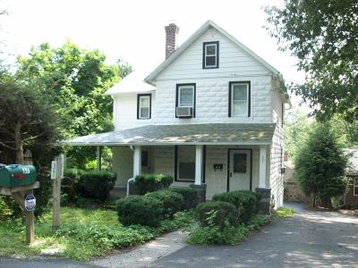 Mount Pocono Single Family Home For Sale: 37-39 Reeder St