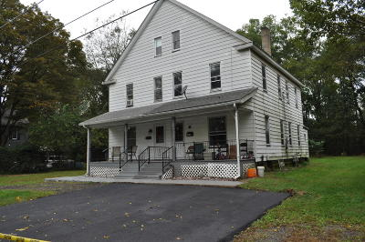 Stroudsburg Single Family Home For Sale: 1118 Greenway Ave