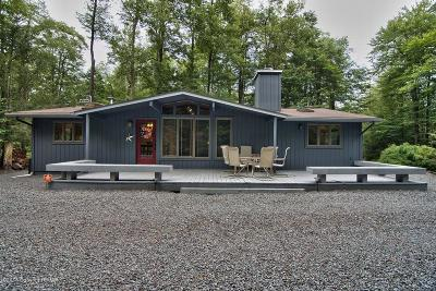 Pocono Pines PA Single Family Home For Sale: $219,000