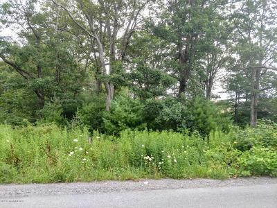 Mount Pocono Residential Lots & Land For Sale: Belmont Ave