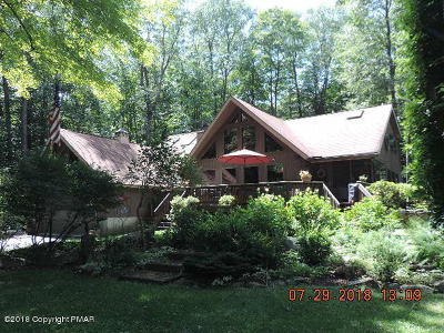 Gouldsboro Single Family Home For Sale: 141 Lake Drive West
