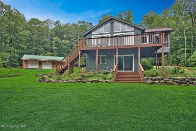 Monroe County Single Family Home For Sale: 3554 Pocono Drive