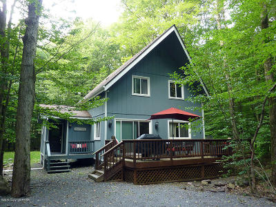 Pocono Pines PA Single Family Home For Sale: $184,000
