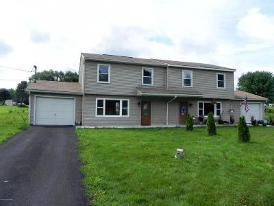 Brodheadsville Rental For Rent: 228 Lamplight Dr