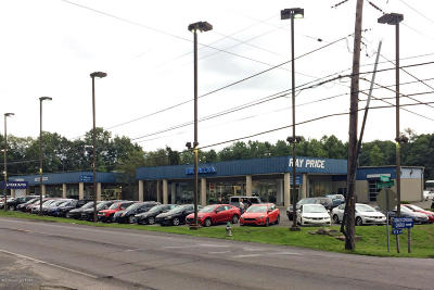 East Stroudsburg Commercial For Sale: 505 Fawn Rd