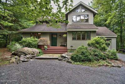 Pocono Pines PA Single Family Home For Sale: $339,000