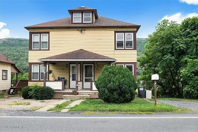 Palmerton Single Family Home For Sale: 355 Little Gap Rd