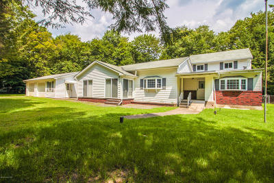 Gouldsboro Single Family Home For Sale: 37 Pow Wow Way