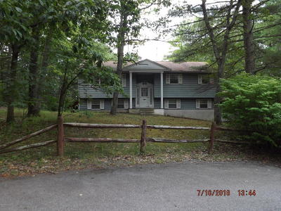 Stroudsburg PA Single Family Home For Sale: $136,000