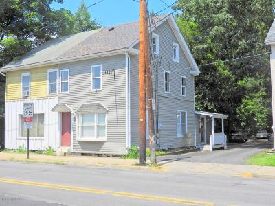 Stroudsburg Commercial For Sale: 114 N 9th Street