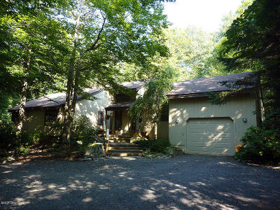 Pocono Pines PA Single Family Home For Sale: $345,000