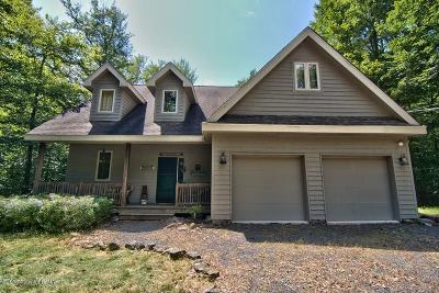 Pocono Pines PA Single Family Home For Sale: $339,500