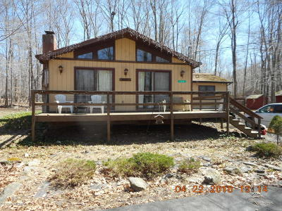 Locust Lake Village Single Family Home For Sale: Elk Run Road