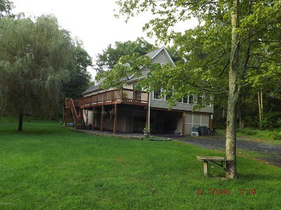 Canadensis Single Family Home For Sale: 428 Big Oak Rd
