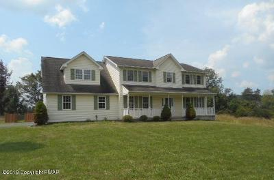 Brodheadsville PA Single Family Home For Sale: $264,900