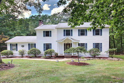 Stroudsburg Single Family Home For Sale: 1013 Fox Hollow Rd