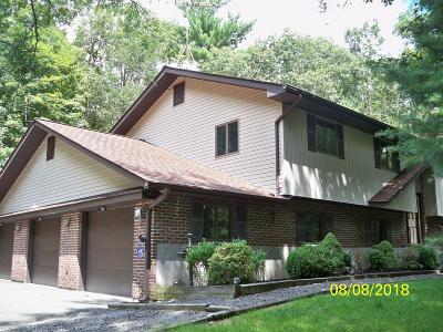 Stroudsburg Single Family Home For Sale: 1222 Kroucher Road