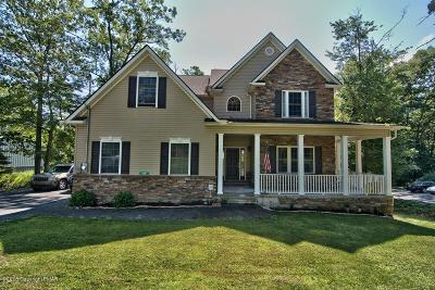 Stroudsburg Single Family Home For Sale: 419 Dogwood Road