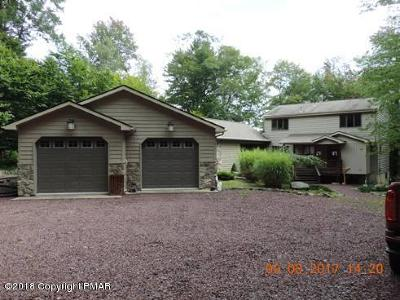 Gouldsboro Single Family Home For Sale: 40 Lake Natalie Drive