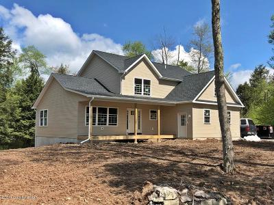 Gouldsboro Single Family Home For Sale: Lot 12 Riverfront Way