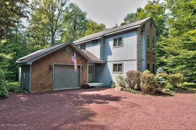 Pocono Pines Single Family Home For Sale: 2124 Blue Ox Rd