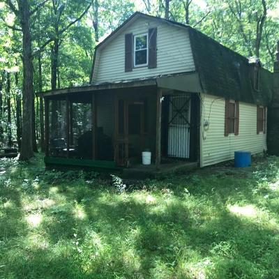 East Stroudsburg Single Family Home For Sale: 1497 Marshalls Crk