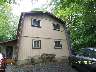 Tobyhanna PA Single Family Home For Sale: $80,000
