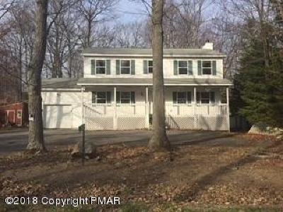 Tobyhanna PA Single Family Home For Sale: $119,000