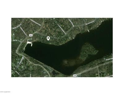 Lake Naomi, Timber Trails Residential Lots & Land For Sale: 5124 Woodland
