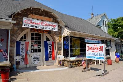 Monroe County Commercial For Sale: 1422/1426 Pocono Boulevard