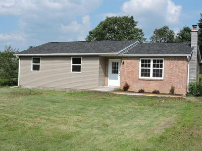 Kunkletown PA Single Family Home For Sale: $129,800